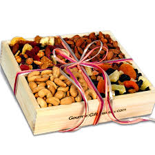 fruit and nut gift baskets nut hers search nut hers packaging