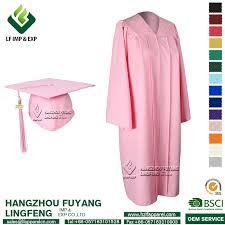 graduation cap for sale pink graduation gown pink graduation gown suppliers and