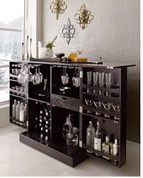 crate and barrel bar table the steamer bar cabinet and wine storage by crate barrel together