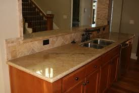 Kitchen Colors With Maple Cabinets The Granite Gurus Slab Sunday Madura Gold Granite With Maple