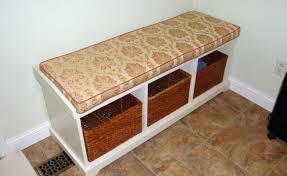 Build A Shoe Bench Diy Outdoor Storage Bench Seat Plans Build Storage Bench Window