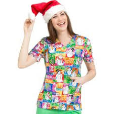 Thanksgiving Scrub Tops The Attic In Quincy Offers Over 10 000 Scrubs In Stock Daily