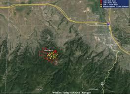 Wild Fire Near Billings Mt by Wyoming U2013 Page 3 U2013 Wildfire Today