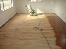 refinished 60 year pine floor ozark hardwood flooring