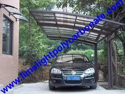 Diy Roof Rack Awning Carport Polycarbonate Carport Aluminium Carport Outdoor Carport Garage