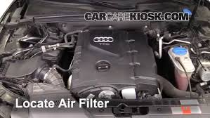 engine for audi a5 air filter how to 2008 2016 audi a5 quattro 2010 audi a5