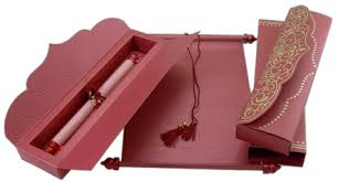 indian wedding invitations scrolls stylish indian wedding invitations ecinvites