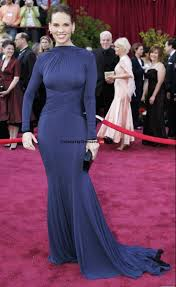 hillary witch costume hillary swank in laroche this was the the dress of all