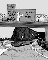 Know Your Meme 9gag - drawing a meme 9gag humour internet internet meme know your