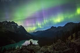 northern lights jasper national park aurora paul zizka photography mountain landscape and adventure