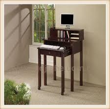 ordinateur portable ou de bureau en bois bureau secrétaire bureau mdf ordinateur portable bureau