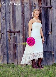 casual country wedding dresses non traditional western ivory or beige wedding dresses