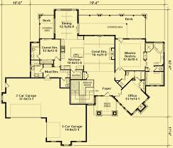hillside floor plans mountain view plans for a hillside home with walk out lower