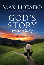 review god s story your story by max lucado parchment