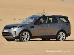 discovery land rover 2017 land rover discovery drive arabia