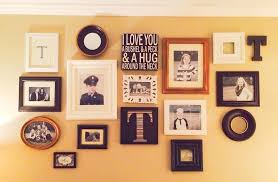 how to do a gallery wall how to create a gallery wall on a budget life on kaydeross creek