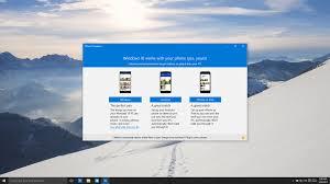 phone companion app for windows 10 youtube