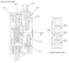 2008 ford f450 fuse box diagram wiring diagrams wiring diagrams