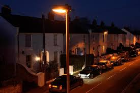 do you a light outside your house it could increase
