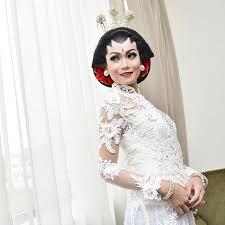wedding dress jogja pengantin wanita jawa akad nikah paes jogja putri rulika march
