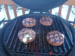 backyard grill stuffed burger press hrm creative bbq stuff burgers on the bbq