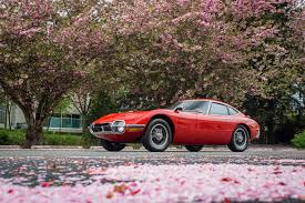 lexus made in japan made in japan groundbreaking toyota 2000gt still beautiful at 50