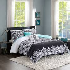 King Comforter Sets Bed Bath And Beyond Buy Black And White Bedding Sets King From Bed Bath U0026 Beyond