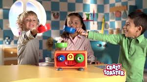 Little Tikes Toaster Crazy Toaster Game Available At Toys U201dr U201dus 15 Youtube