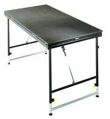 Folding Table Adjustable Height Adjustable Folding Table Legs Lowes Slisports