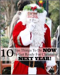 10 things to do now to get ready for next stonegable