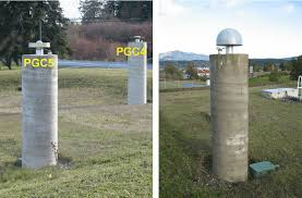 monuments for forced centre concrete pillar monuments for figure 2 pgc5 antenna