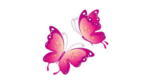 free pink butterfly wallpaper high quality resolution
