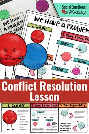 Conflict Resolution Worksheets For Kids Best 20 Conflict Resolution Activities Ideas On Pinterest