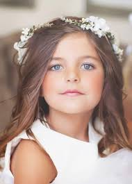 flower girl headbands flower girl hairstyles crown flower and