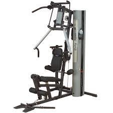 amazon com body solid g2b bi angular weight stack home gym