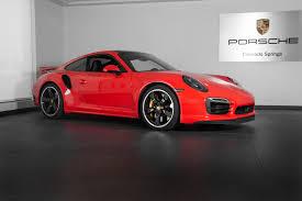 used 911 porsche for sale 2016 porsche 911 turbo s for sale in colorado springs co p2734b