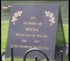 princess diana gravesite princess diana memorial location global film locations