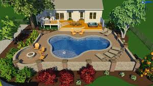 Home Design Companies In Raleigh Nc by Raleigh Landscape Design 3d Pool U0026 Spa Services Choice P U0026s