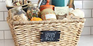 fall gift basket ideas not your s gift basket