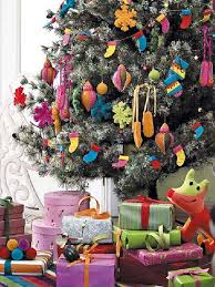 Small Christmas Trees For Decorating by Small Christmas Tree For Kids Room Decorating Ideas Home Design