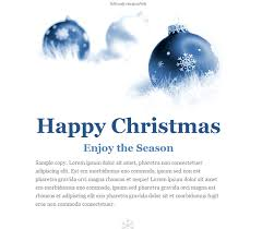 happy holidays email templates for new year 2013 u0026 christmas html