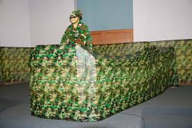 Camouflage Netting Decoration Shine Like Stars Army Of The One Vbs 2011 Part 2