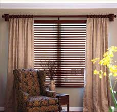 Home Depot Wood Curtain Rods Wooden Curtain Rods Brilliant How To Create An Curtain