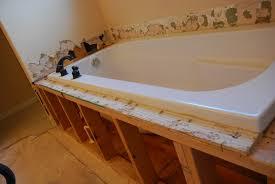 bathtubs appealing bathtub without tile flange 38 bathroom