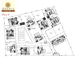 villas of sedona floor plan sedona villas in huay yai 23