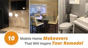 Interior Design Ideas For Mobile Homes Mobile Home Makeovers Remodeling Ideas With Pictures