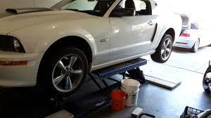 Backyard Buddy Lift Reviews Car Lift Underside Picture Thread The Garage Journal Board