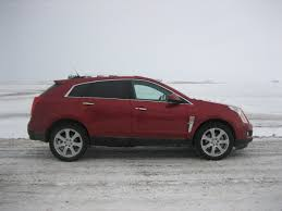 review 2010 cadillac srx