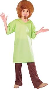 Halloween Costumes Party Boys Boys Shaggy Costume Scooby Doo Party Costume Ideas