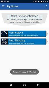Household Goods Move Estimate by Hedberg Moving Android Apps On Play